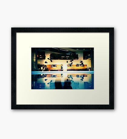 Londoners Framed Print