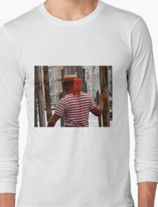 The Gondolier (3) Long Sleeve T-Shirt