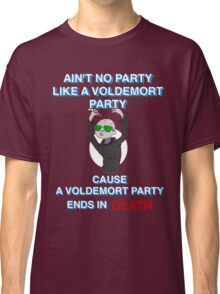 Voldemort Party Classic T-Shirt