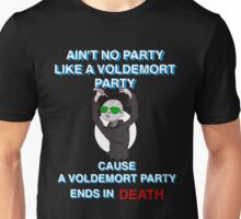 Voldemort Party Unisex T-Shirt