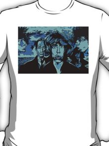 Rolling Stones Black and Blue - Design 3  T-Shirt