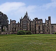 Alton Towers Mansion by Paul James Farr
