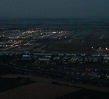 Paris CDG airport by BaZZuKa