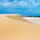 Sand Dunes by Dave Hare