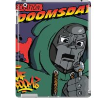 Operation Doomsday iPad Case/Skin