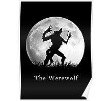 Werewolf at the Full Moon Poster