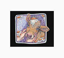 Breakfast cow Unisex T-Shirt
