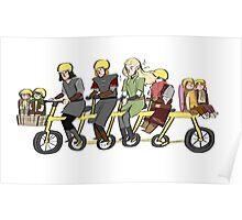 Fellowship bike Poster