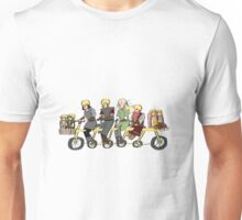 Fellowship bike Unisex T-Shirt