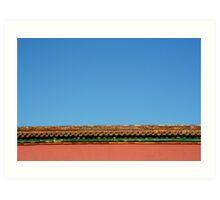 Forbidden City, Beijing Art Print