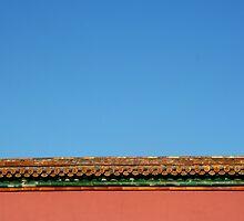 Forbidden City, Beijing by loolooimage