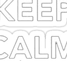 Keep Calm And Dance - Tshirts & Hoodies Sticker