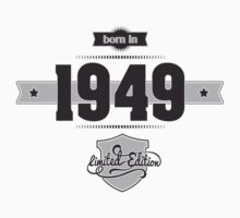 Born in 1949 Kids Clothes