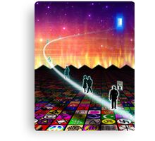 NARROW IS THE WAY Canvas Print