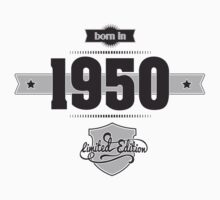 Born in 1950 Kids Clothes