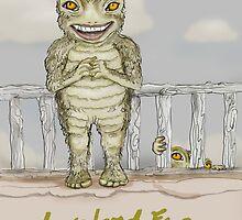 The Loveland Frog  by Kim  Harris