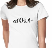 Evolution Squash Womens Fitted T-Shirt