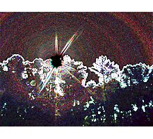 Glowing Sunrise Photographic Print