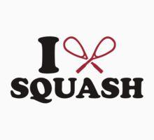 I love Squash by Designzz