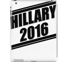 Hillary Stripes [Black] iPad Case/Skin