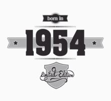 Born in 1954 Kids Clothes