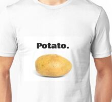 Potato. Unisex T-Shirt