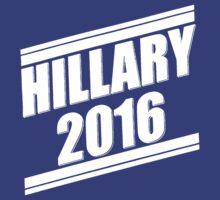 Hillary Stripes [White] by scarammanga