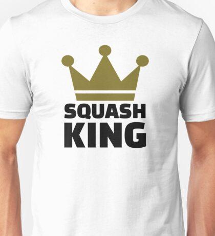 Squash King Unisex T-Shirt