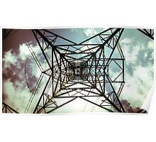 Tower of Electric Poster