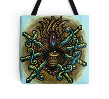 Eye Heart Daggers Tote Bag