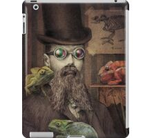 The Chameleon Collector iPad Case/Skin