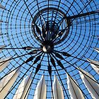 The Center of The Sony Center by Sven Fauth