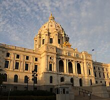 Minnesota State Capital Building by JimGuy