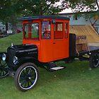 1925 Model TT Ford by Gregory Ewanowich