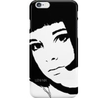 Matilda iPhone Case/Skin