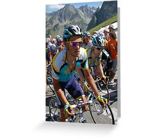 ALBERTO CONTADOR Greeting Card