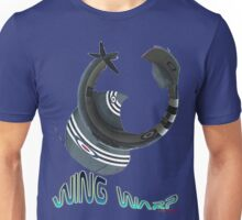 Hawker Sea Fury Wing Warp T-shirt Design Unisex T-Shirt