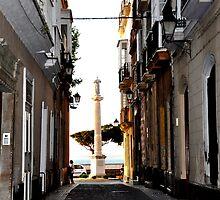 Streets of Cadiz - Calle de Cadiz by Daniela Cifarelli