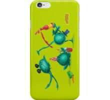 MR frog iPhone Case/Skin