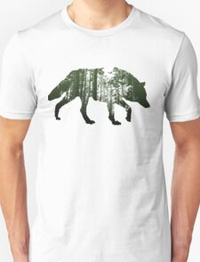 The invisible wolf T-Shirt