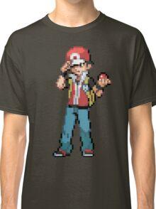 Pokemon Trainer Red Classic T-Shirt