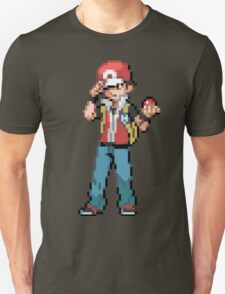 Pokemon Trainer Red T-Shirt