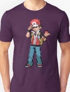 Pokemon Trainer Red T-Shirt