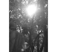 L'ombre et la lumiere Photographic Print