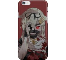 Yuudachi x Kaneki Crossover iPhone Case/Skin