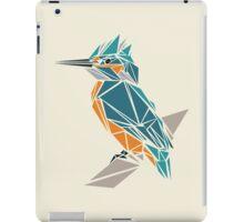 Triangle Kingfisher iPad Case/Skin