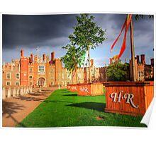Hampton Court Palace - The Drive Poster