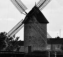 Skerries Windmill #2 by Finbarr Reilly