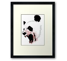 Panda Ladies Framed Print