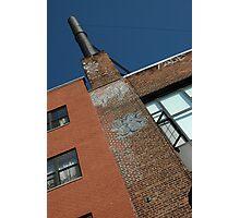 Blue sky Photographic Print